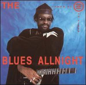 James Blood Ulmer The Blues Allnight album cover