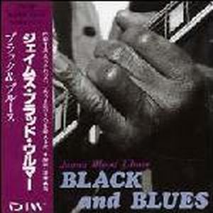 James Blood Ulmer Black And Blues album cover