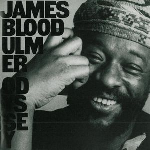 Odyssey by ULMER, JAMES BLOOD album cover