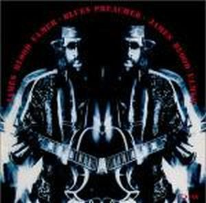 James Blood Ulmer Blues Preacher album cover