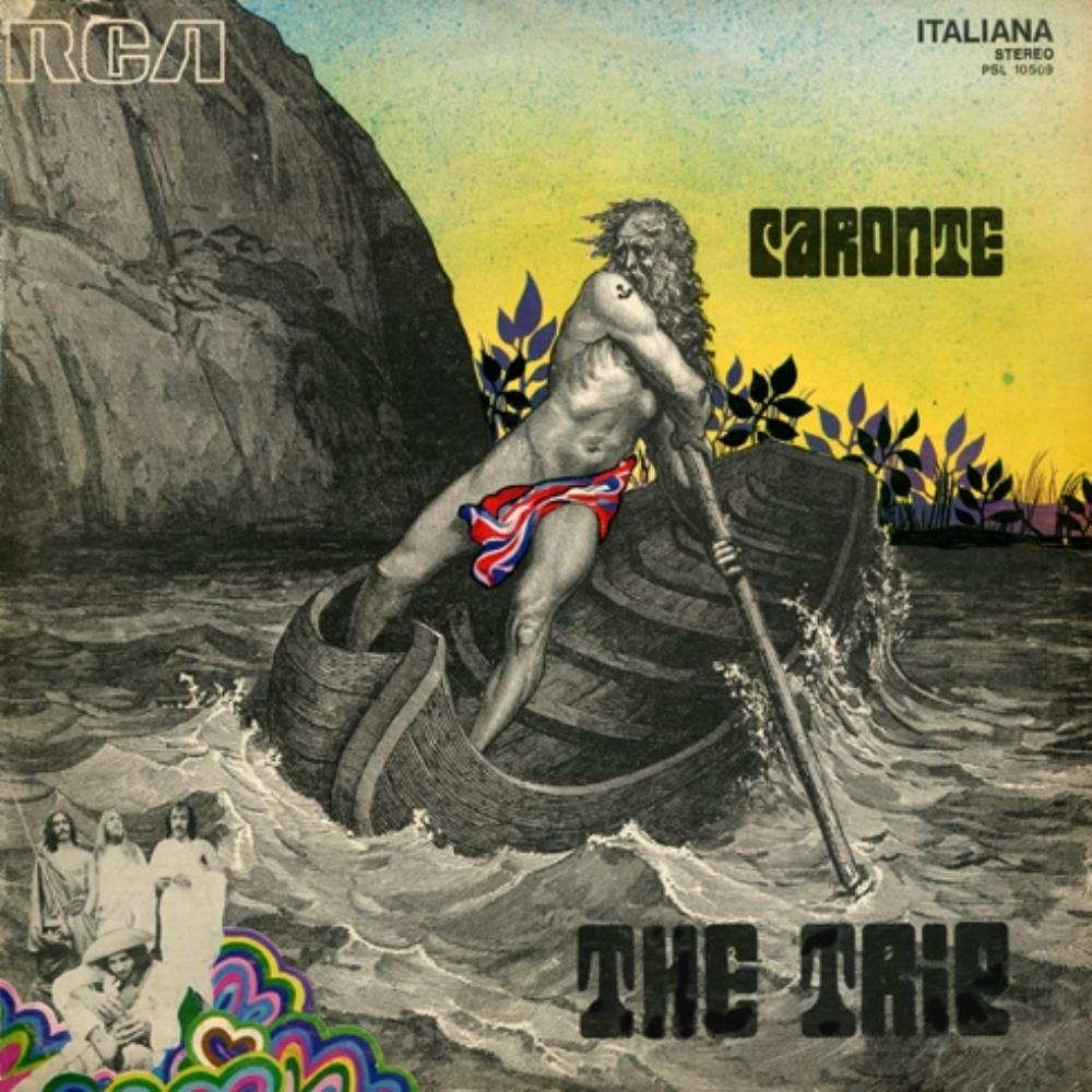 The Trip - Caronte CD (album) cover