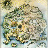 The Trip - Atlantide CD (album) cover