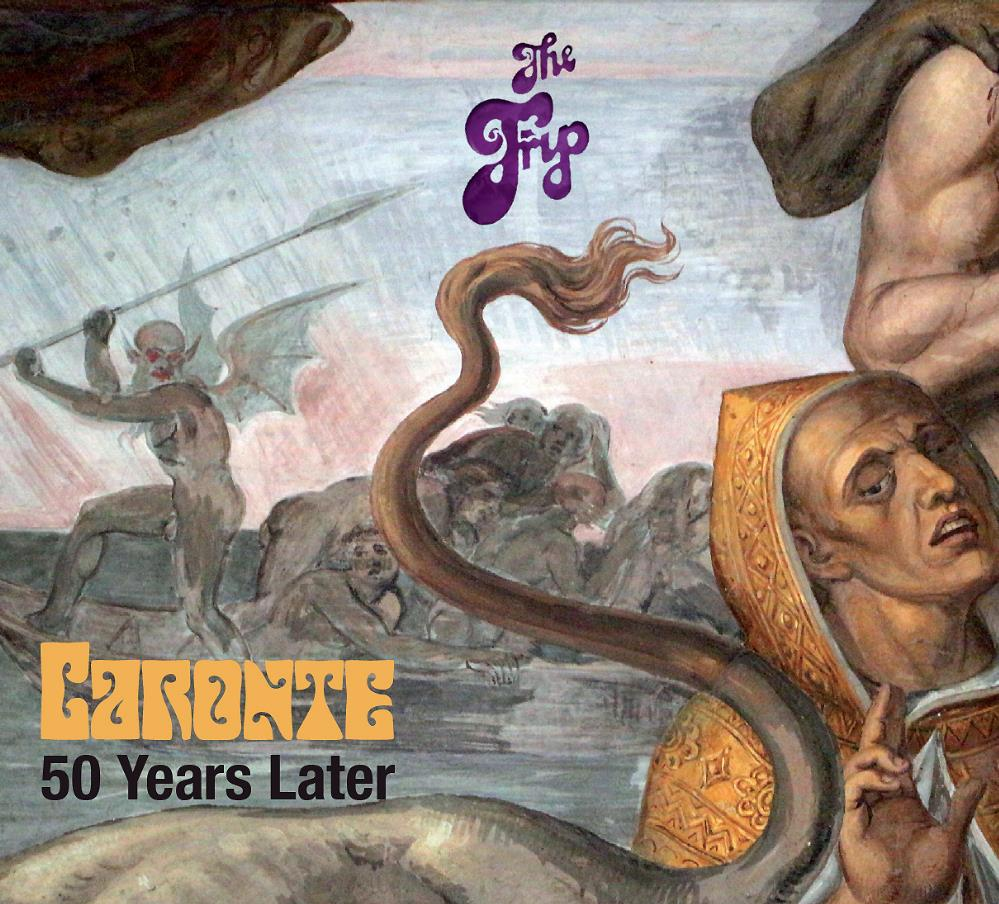 Caronte 50 Years Later by TRIP, THE album cover