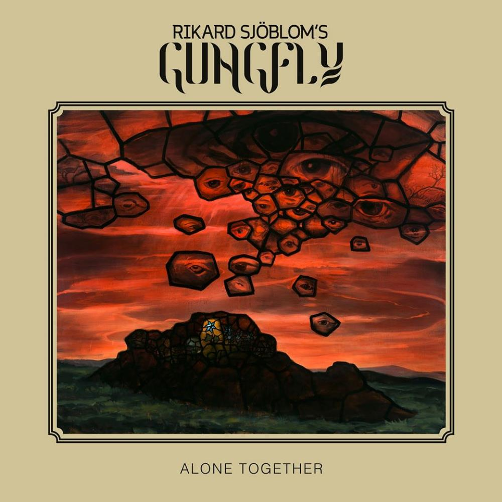 Alone Together by GUNGFLY album cover