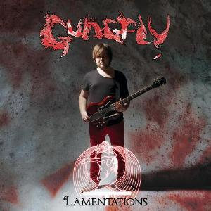 Lamentations by GUNGFLY album cover