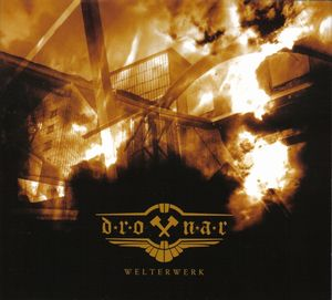 Drottnar - Welterwerk CD (album) cover