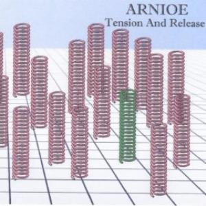 Tension And Release by ARNIOE album cover