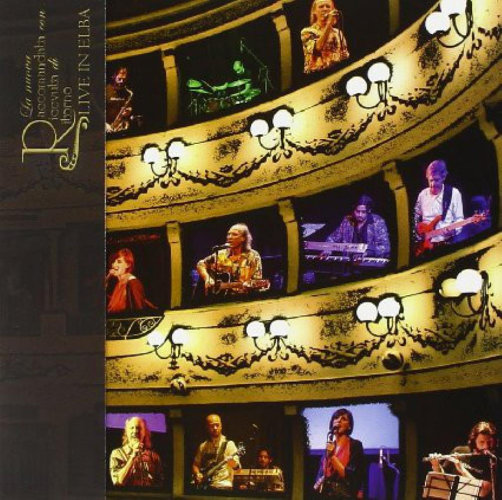 Live in Elba by RACCOMANDATA RICEVUTA RITORNO album cover