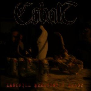 Landfill Breastmilk Beast by COBALT album cover
