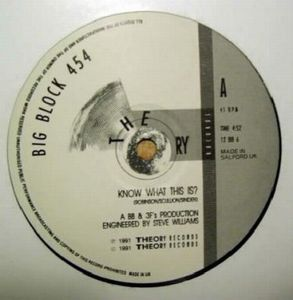 Big Block 454 - Know What This Is? CD (album) cover