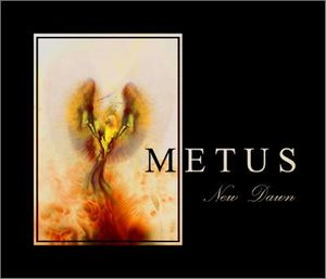 Metus New Dawn album cover