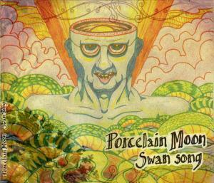 Porcelain Moon - Swan Song CD (album) cover