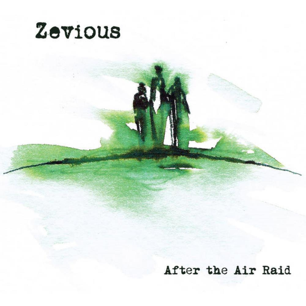 After The Air Raid by ZEVIOUS album cover