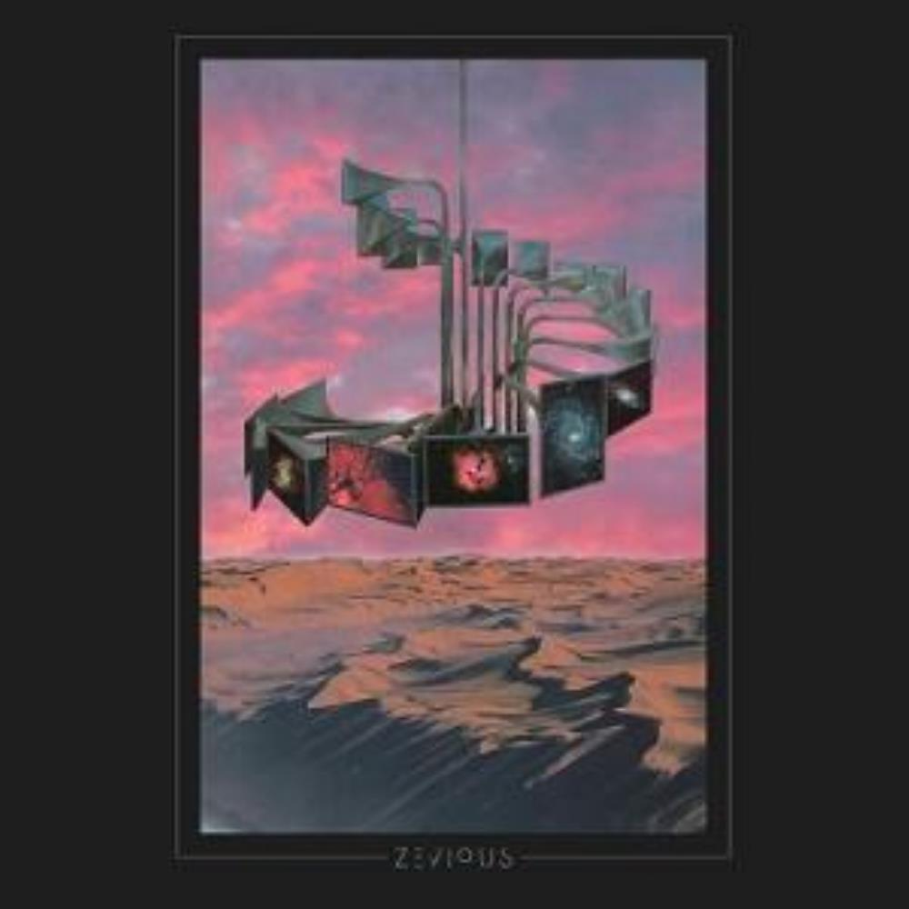 Lowlands by ZEVIOUS album cover
