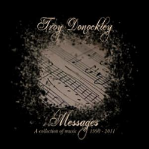Messages by DONOCKLEY, TROY album cover