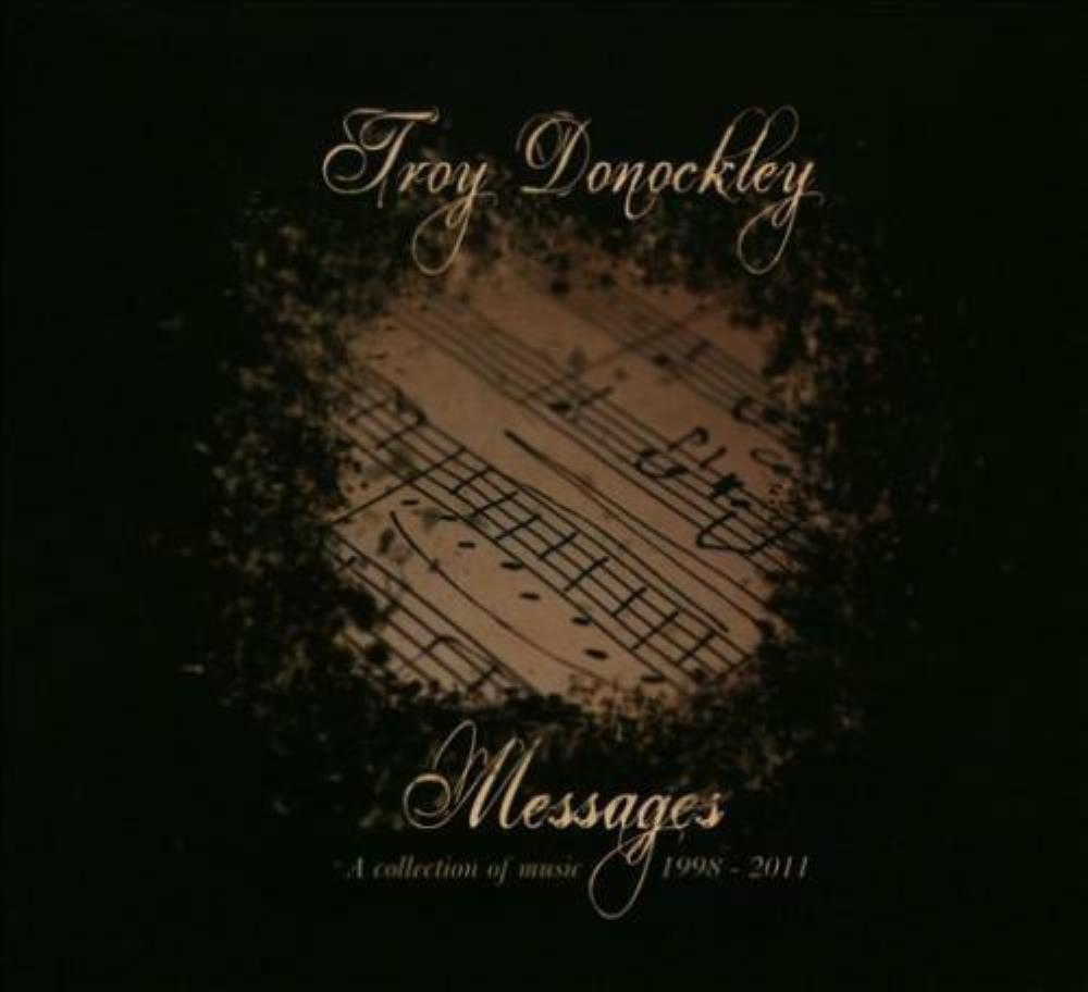 Messages - A Collection of Music 1998-2011 by DONOCKLEY, TROY album cover
