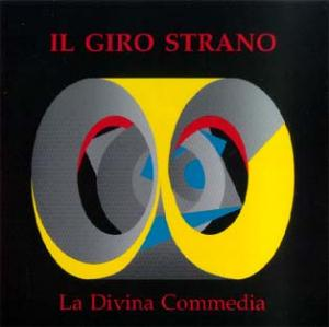 Il Giro Strano - La Divina Commedia  CD (album) cover