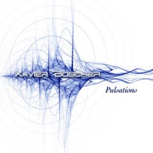 Xavier Boscher Pulsations album cover