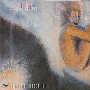 Trinity Seas, Seize, Sees by SNOPEK III, SIGMUND album cover