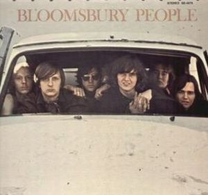 as the Bloomsbury People by SNOPEK III, SIGMUND album cover