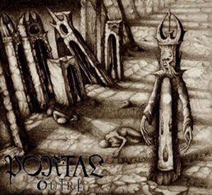 Outre' by PORTAL album cover
