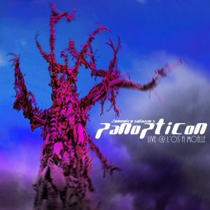 PaNoPTiCoN - Live @ L'Os A Moelle CD (album) cover