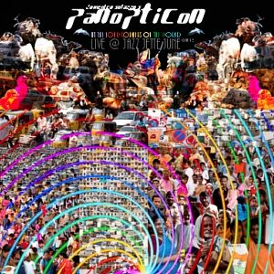 PaNoPTiCoN At The Four Corners of The World Volume 2 - Live @ Jazz Jette June album cover
