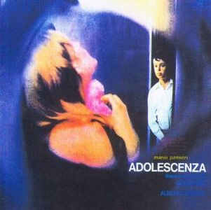 Adolescenza by PANSERI, MARIO album cover