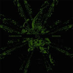 Abigor - Time Is the Sulphur in the Veins of the Saint... CD (album) cover
