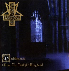 Abigor - Nachthymnen (From the Twilight Kingdom) CD (album) cover