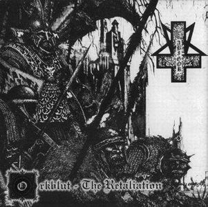 Orkblut - The Retaliation by ABIGOR album cover