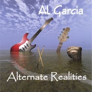 Al Garcia - Alternate Realities CD (album) cover