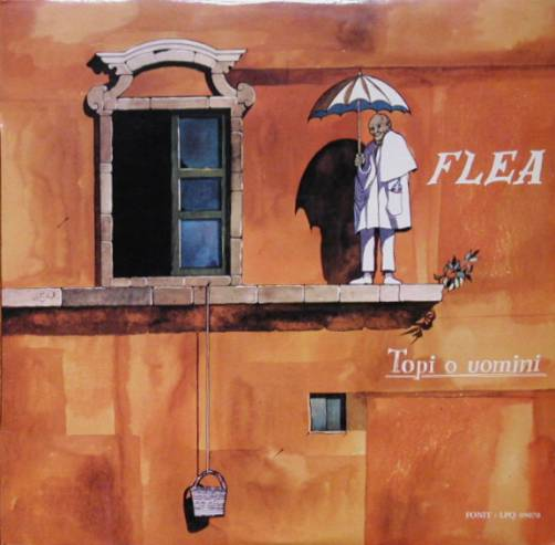 Topi O Uomini  by FLEA album cover