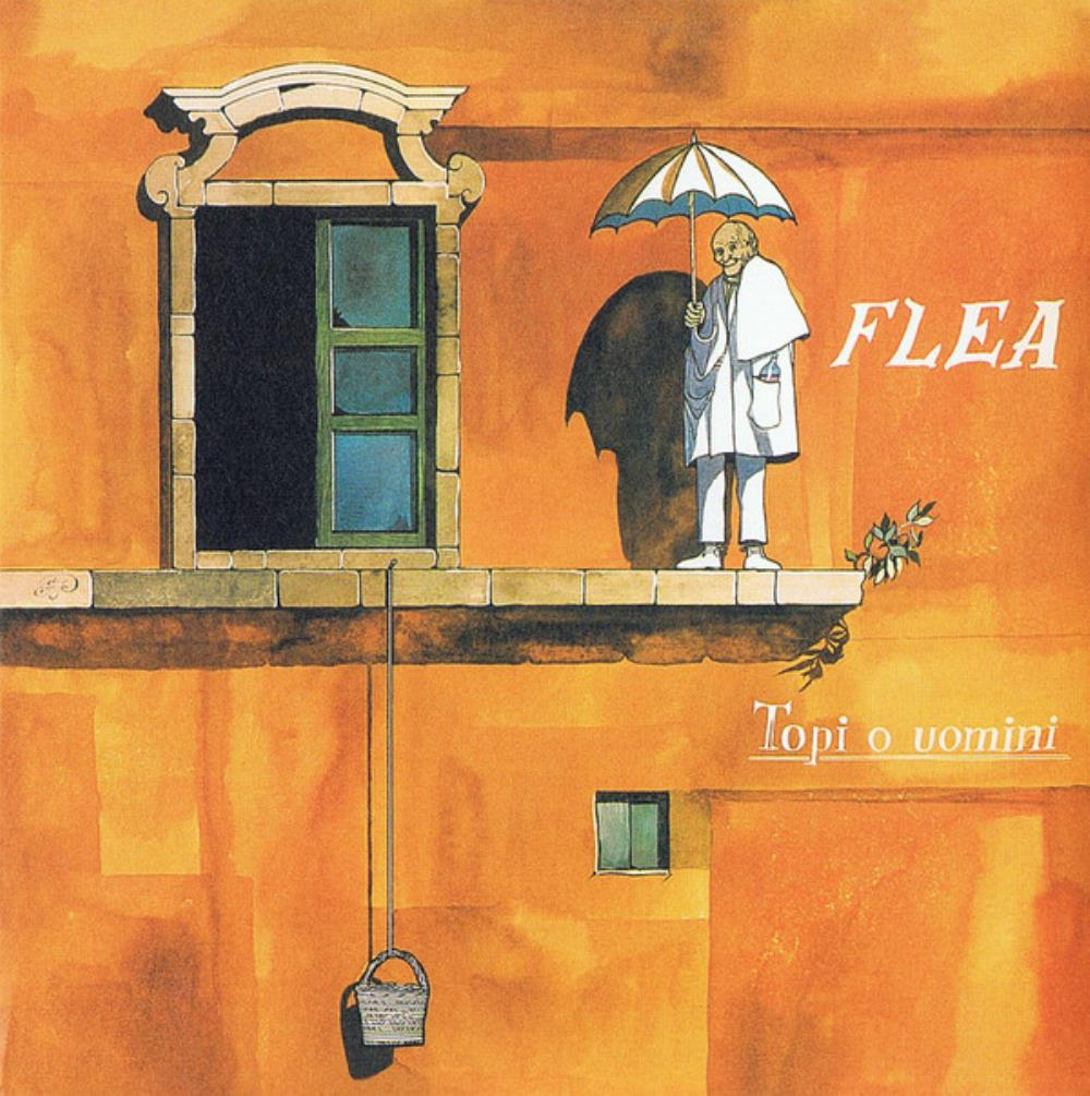 Flea - Topi O Uomini CD (album) cover