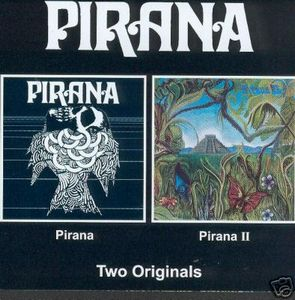 Pirana Pirana/Pirana II album cover