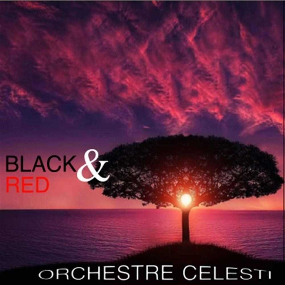 Black and Red by ORCHESTRE CELESTI album cover