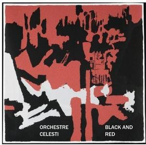 Black and Red by ORCHESTRE CELESTI album cover
