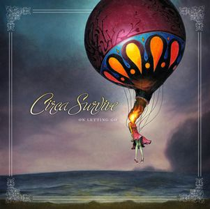 Circa Survive On Letting Go album cover