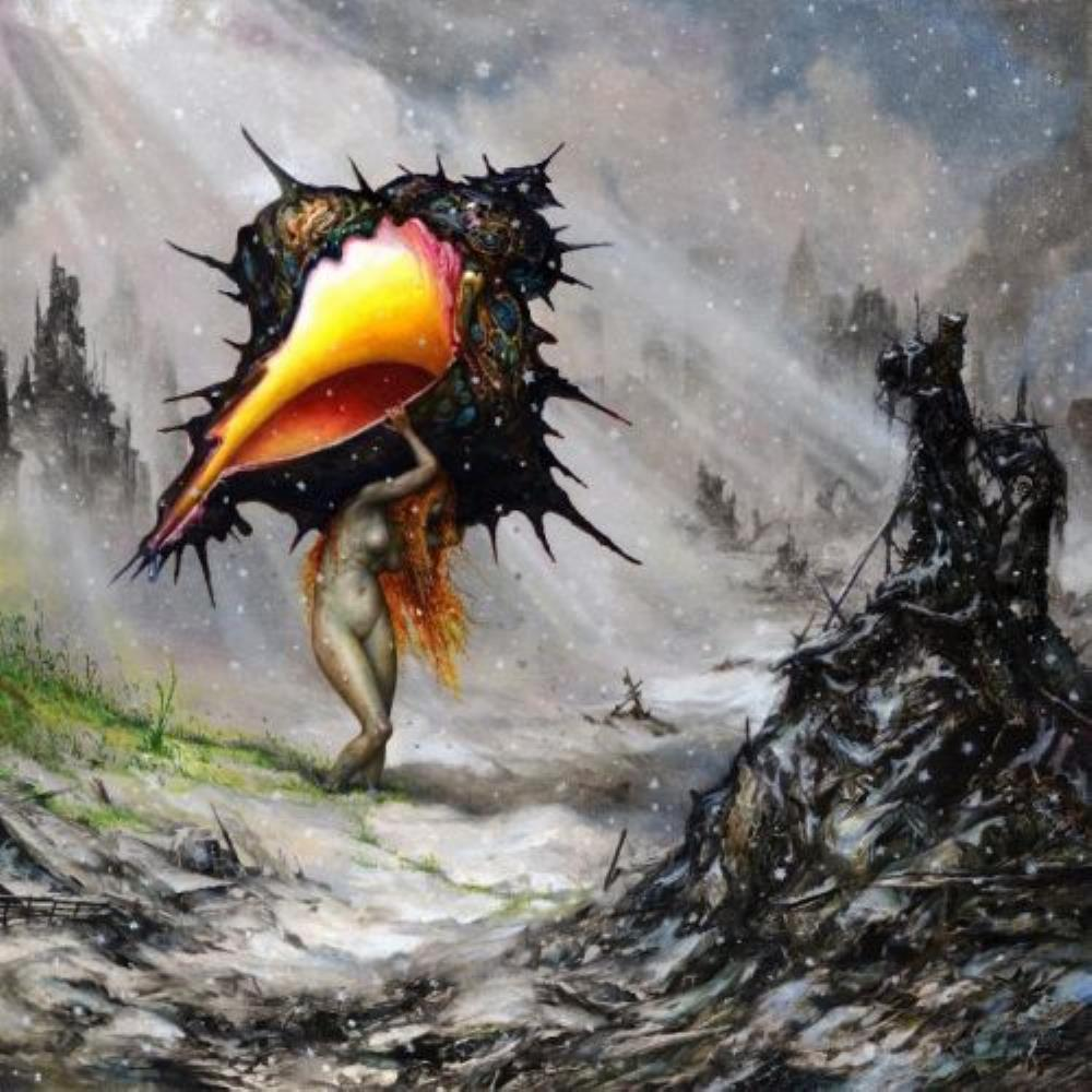 Circa Survive The Amulet album cover