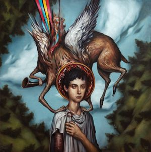 Circa Survive - Blue Sky Noise CD (album) cover