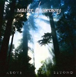 Above and Beyond by MASTER OF CEREMONY album cover