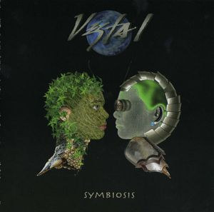 Symbiosis by VESTAL album cover