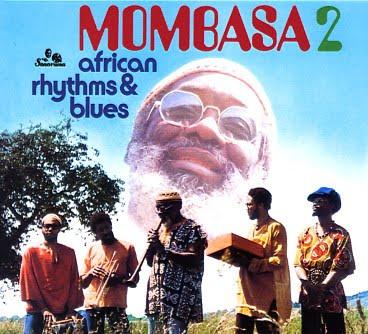Mombasa - African Rhythms and Blues, Vol. 2 CD (album) cover