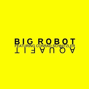 Big Robot - Aquafit (featuring Conrad Schnitzler) CD (album) cover