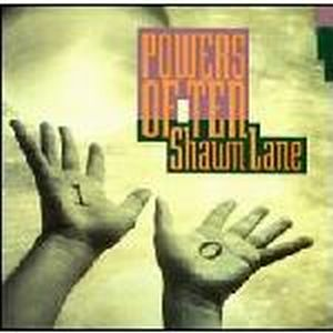 Shawn Lane - Powers Of Ten CD (album) cover