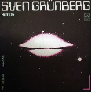 Hingus by GRÜNBERG,SVEN album cover