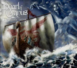 The Voyage of Jonas by HEART OF CYGNUS album cover