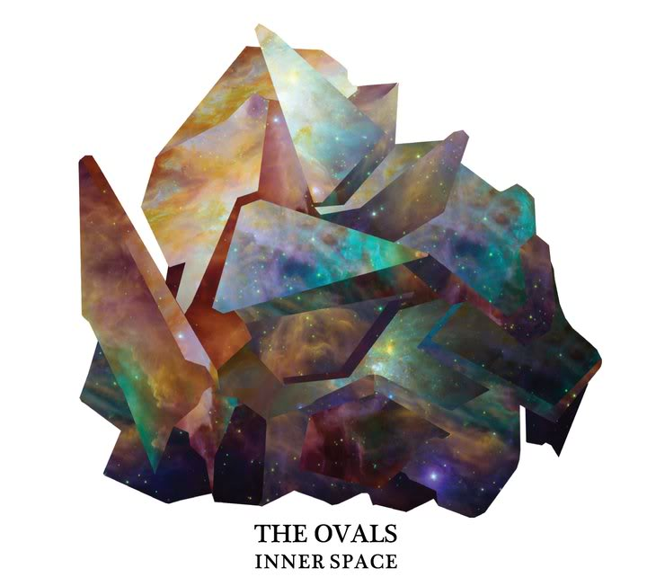 The Ovals Inner Space album cover