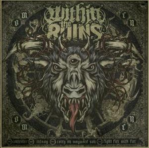Within the Ruins Omen album cover