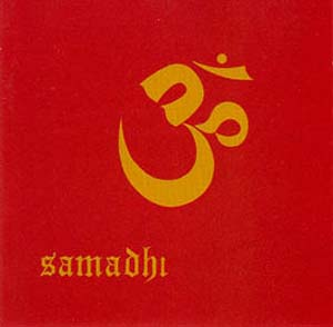 Samadhi - Samadhi CD (album) cover